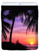Tropical Paradise Duvet Cover