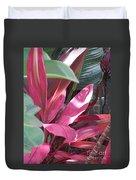 Tropical Spice Duvet Cover