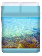 Tropical Treasures Duvet Cover