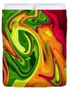 Tropics Duvet Cover
