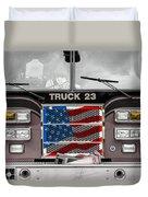 Truck 23 Duvet Cover