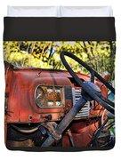 Truck Dash Duvet Cover