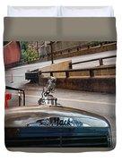 Truck - The Mack Bulldog Duvet Cover
