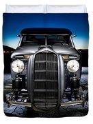 Millers Chop Shop 1964 Truckster Frontend Duvet Cover