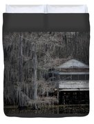 True Blood Stilt House Duvet Cover