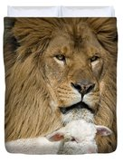 True Companions Duvet Cover