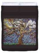 Trunk Of A Tree Duvet Cover