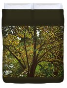 Trunk Of Life Duvet Cover