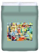Trust In Hashem With All Of Your Heart 2 Duvet Cover