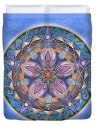 Truth Mandala Duvet Cover
