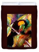 Tu Can Toucan Duvet Cover