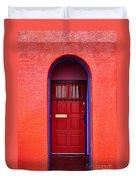 Tucson Doorway Duvet Cover