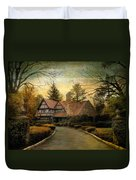 Tudor Road Duvet Cover