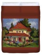 Tukwilla Farm House Duvet Cover