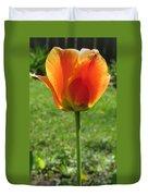 Tulip Backlit 14 Duvet Cover