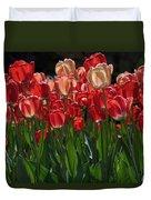 Tulip Bunch Duvet Cover