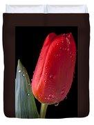 Tulip Close Up Duvet Cover