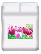 Tulip Delight Duvet Cover