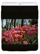 Tulip Festival Duvet Cover