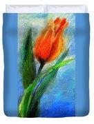 Tulip - Flower For You Duvet Cover