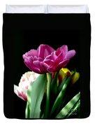 Tulip For Easter Duvet Cover