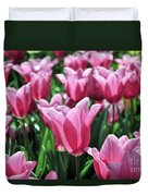 Tulip Heaven Duvet Cover