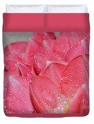 Tulip Lacery Duvet Cover