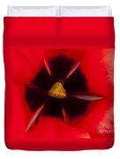 Tulip Macro 1 Duvet Cover