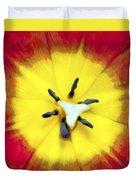 Tulip Nucleus Duvet Cover