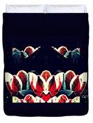 Tulip Panorama Duvet Cover