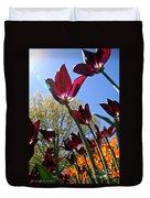 Tulip Tango Duvet Cover