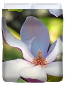 Tulip Tree Bloom Duvet Cover