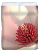 Tulip Tree Blossom Duvet Cover