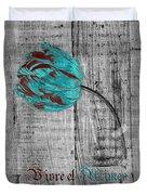 Tulip - Vivre Et Aimer S12ab4t Duvet Cover