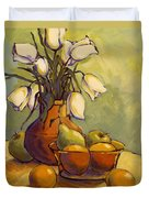 Tulips 1 Duvet Cover