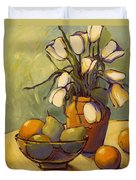 Tulips 2 Duvet Cover