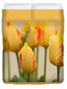 Tulips 6 Duvet Cover