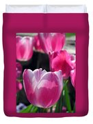 Tulips - Affectionately Yours 02 Duvet Cover