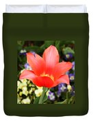 Tulips At Thanksgiving Point - 27 Duvet Cover