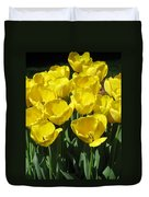 Tulips - Field With Love 18 Duvet Cover