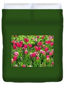 Tulips - Field With Love 54 Duvet Cover