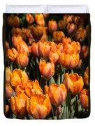 Tulips Galore  Duvet Cover
