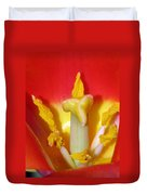 Tulips - Hearts Desire Duvet Cover