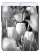 Tulips - Infrared 10 Duvet Cover