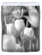 Tulips - Infrared 11 Duvet Cover