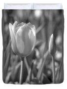Tulips - Infrared 28 Duvet Cover