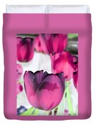 Tulips - Perfect Love - Photopower 2027 Duvet Cover