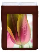 Tulips - Perfect Love - Photopower 2029 Duvet Cover
