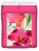 Tulips - Perfect Love - Photopower 2045 Duvet Cover
