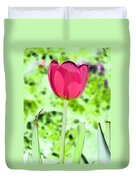 Tulips - Perfect Love - Photopower 2070 Duvet Cover